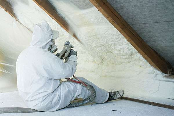 The Many Benefits of Spray Foam Insulation
